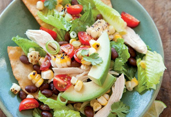 The beauty of chicken salad isn't just that it's a completely different iteration of leftover roast chicken after eating it h