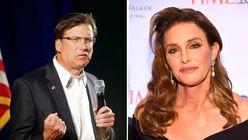 Caitlyn Jenner Must Use Men's Bathroom In North Carolina, Transphobic Governor