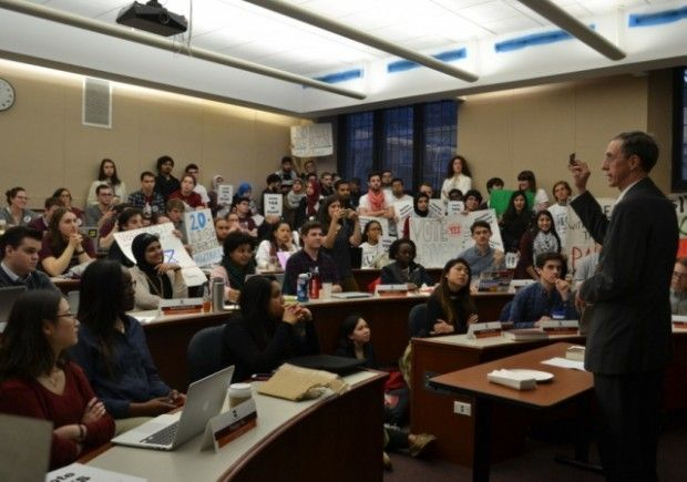 University of Chicago Student Government Meeting