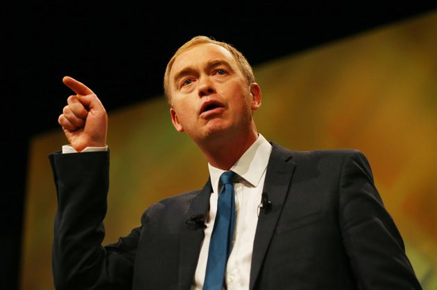 Tim Farron has criticised the Government over revelations Brexit is likely to hitincreases in the...