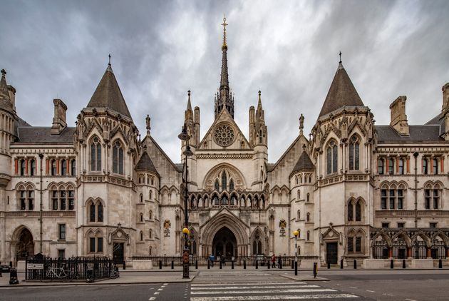 The Royal Courts of