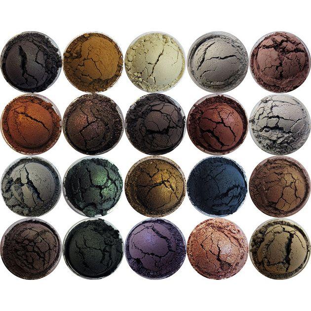 Shiro Cosmetics Marauders, Mugwumps, and Muggles Eyeshadow Collection, from
