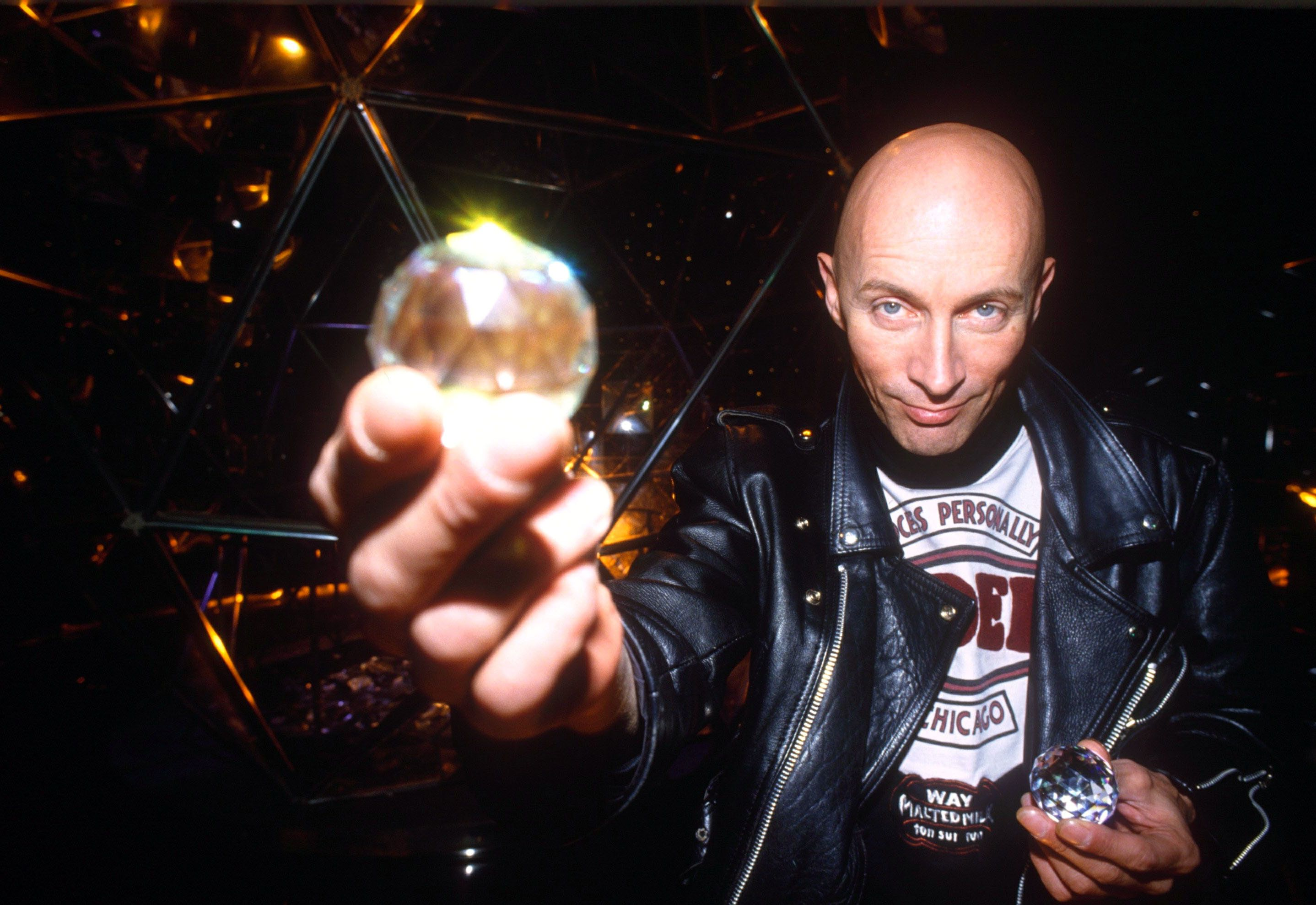 Richard O'Brien To Return To 'The Crystal Maze' (Sort