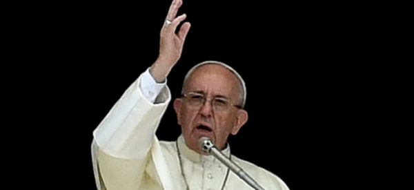 Pope Francis Calls For An 'Immediate Ceasefire' In Syria