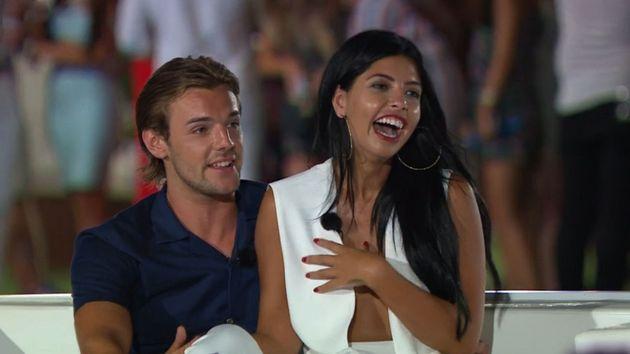 'Love Island' winners Nathan and