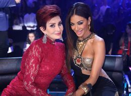 Sharon Osbourne Responds To Speculation Over Whether She Was Drunk On 'X Factor'