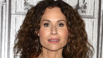 NEW YORK, NY - OCTOBER 11:  Minnie Driver attends The Build Series to discuss The ABC Show 'Speechless' at AOL HQ on October 11, 2016 in New York City.  (Photo by Laura Cavanaugh/FilmMagic)