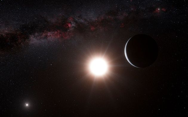 Project Blue's Astronomers Hope To Take The First Photo Of Alpha