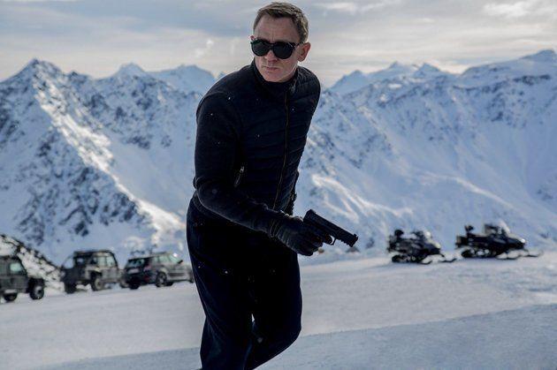 "Daniel Craig in ""Spectre."""
