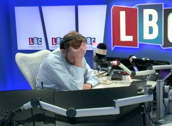 Caller's Response Says It All As O'Brien Asks Him Which EU Law He Wants To