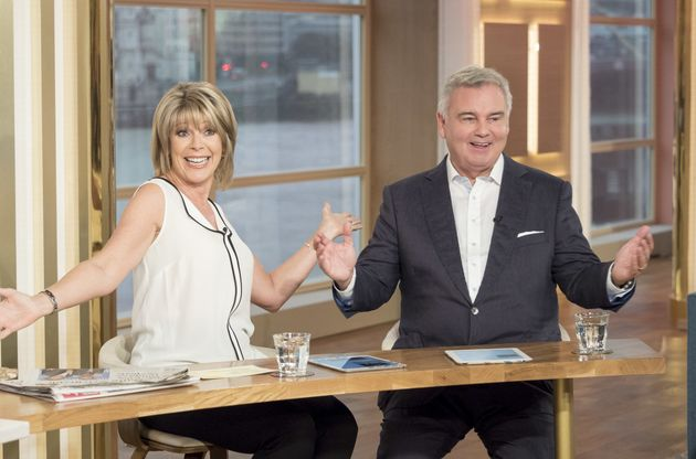 Ruth Langsford and Eamonn