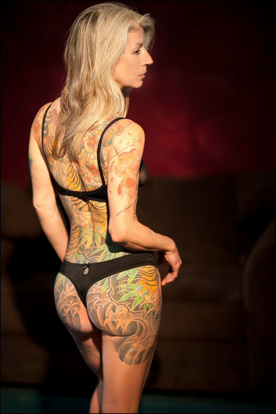 Opinion naked women with tattoos in public tumblr that