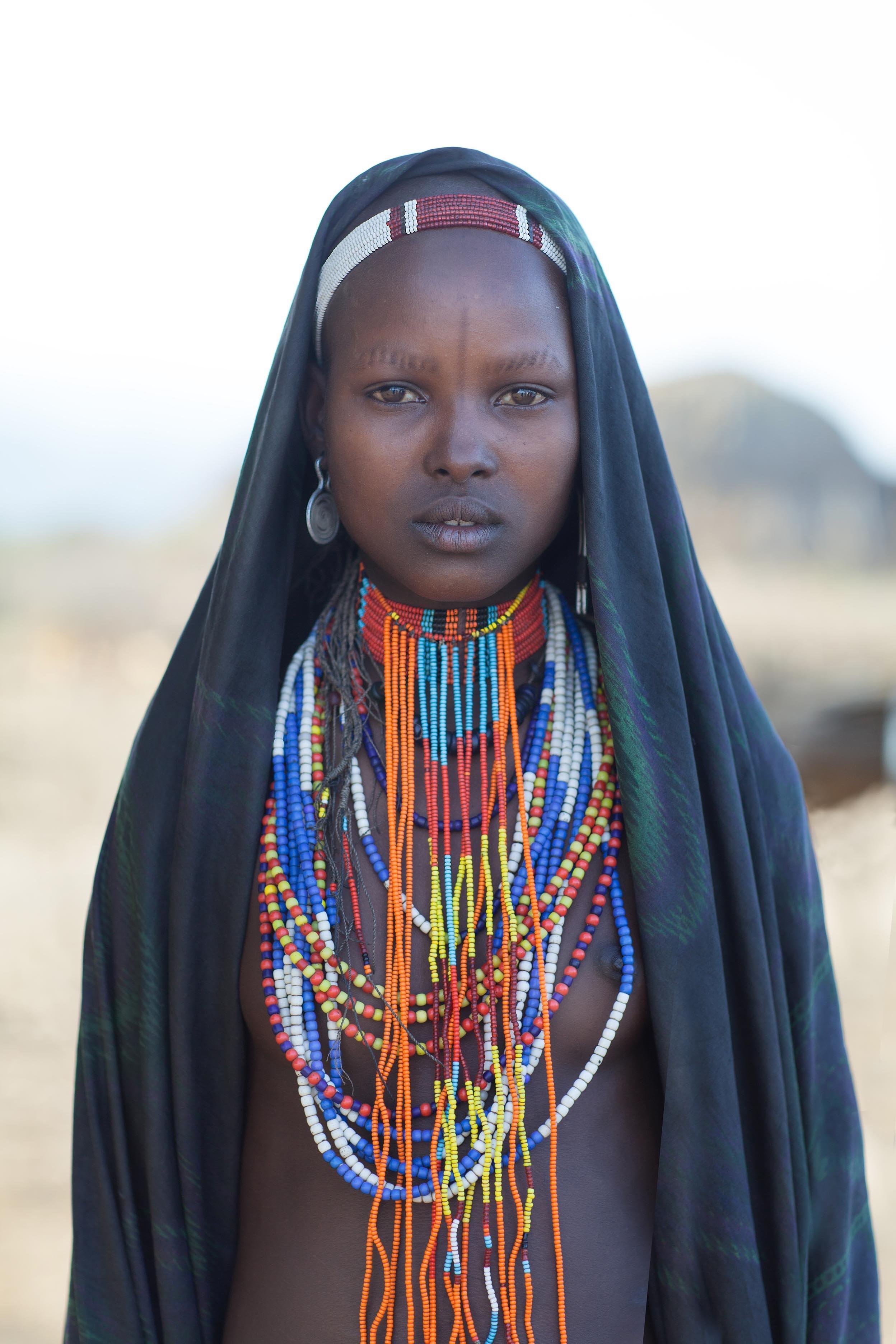 Shot in Ethiopia.
