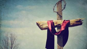 Easter and the old rugged cross.