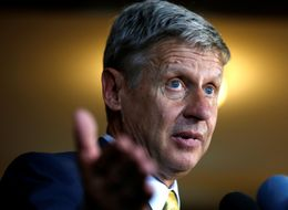 Gary Johnson Has Been A Champion Of Private Prisons Throughout His Career
