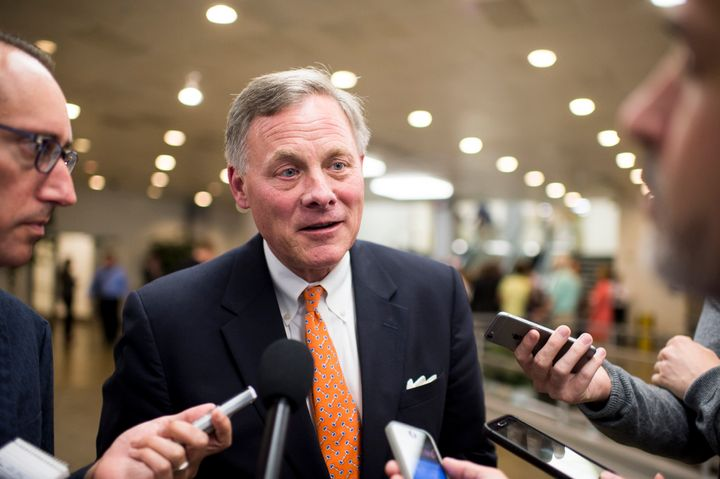 Sen. Richard Burr (R-N.C.)traveled around the world without having to pay for it.