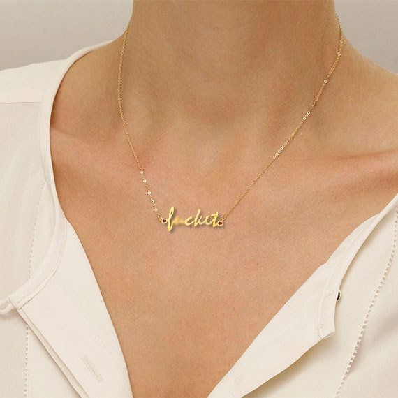 21 Dainty Jewelry Options For FoulMouthed Ladies HuffPost