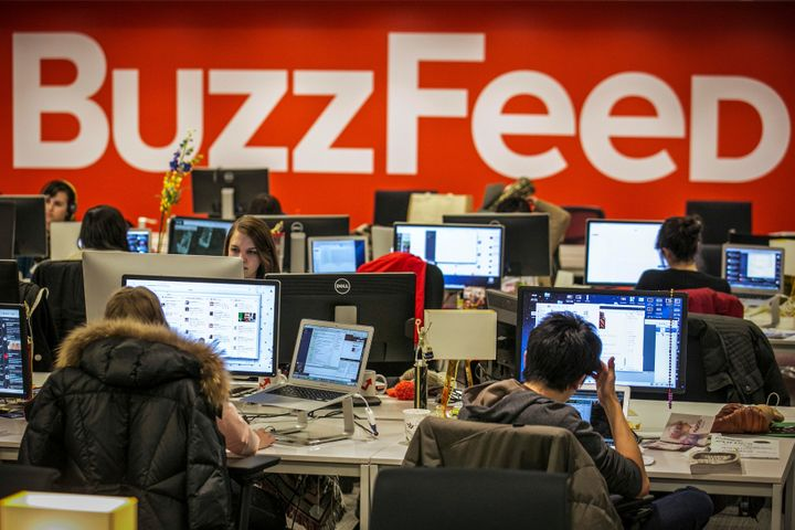 BuzzFeed and Twitter are teaming up for election night broadcast.