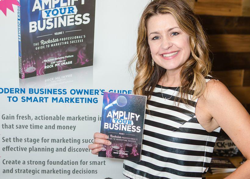 Author, Speaker & Marketing Expert Jen DeVore Richter
