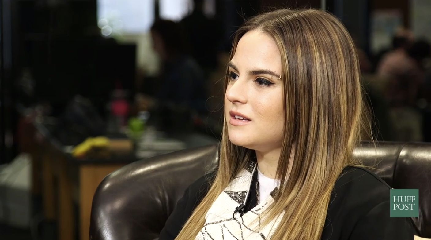 Singer JoJo describes how she stays confident about her curvy and petite figure