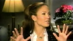 Here's A Gross Old Clip Of Billy Bush Asking Jennifer Lopez About Her