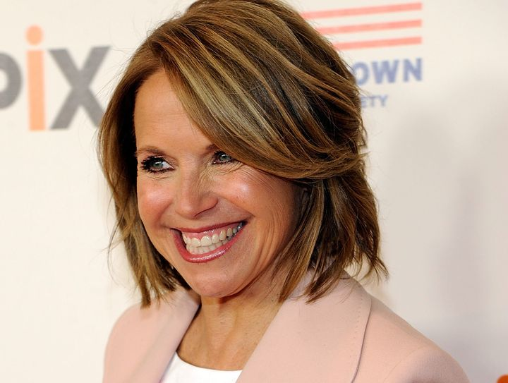 """Katie Couic hosted the """"Today"""" show from 1991 to 2006."""