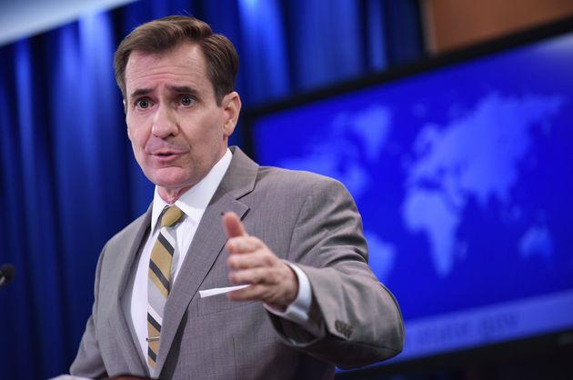 State Department Spokesman John