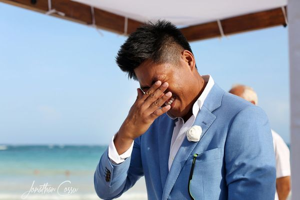 22 Grooms Raw Emotion Captured By Wedding Photographer