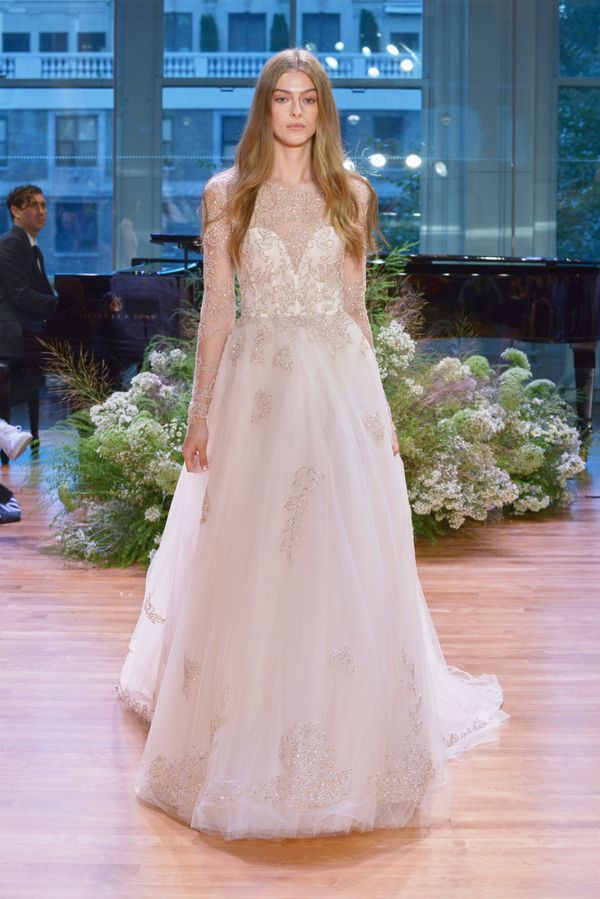 """<i><a href=""""https://www.moniquelhuillier.com/collections/tags/wedding/collection/fall-2017/content"""" target=""""_blank"""">Monique L"""