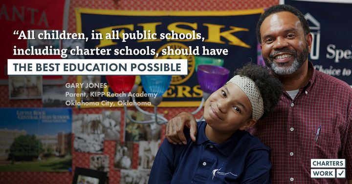 More than 700,000 African American students attend charter public schools in 43 states and the District of Columbia.