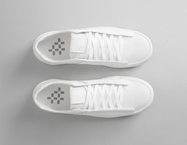 These Shoes Were Made 'Out Of Thin