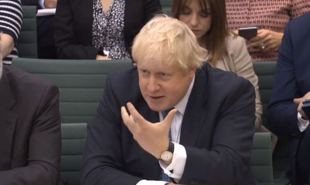 Boris Johnson: West Should Consider 'Military Option' To Protect Civilians In