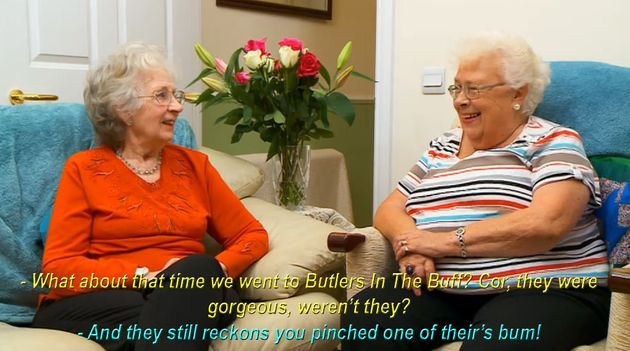 An Appreciation Of 'Gogglebox' Newcomers Mary And