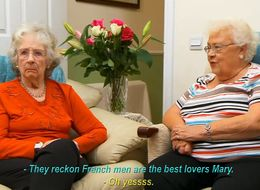 An Appreciation Of 'Gogglebox' Newcomers Mary And Marina