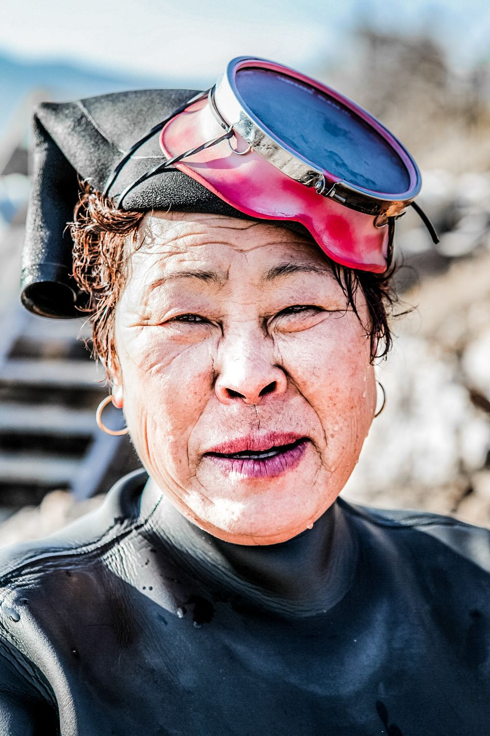 Meet The Last Generation Of Haenyo, Korea's Real Life
