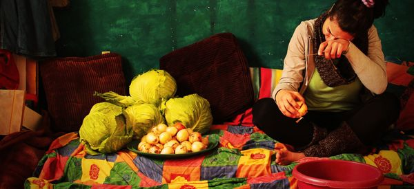 A Palestinian Woman Spent 20 Straight Months In Her Room Creating Art