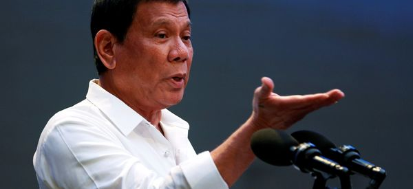 'I'll Humiliate You': Duterte Threatens West Over Proposed Philippines Drug War Probe