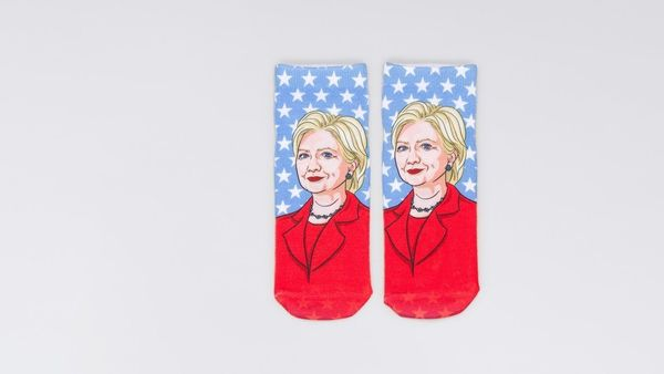"""$8 at <a href=""""http://www.wildfang.com/hillary-socks114296.html"""" target=""""_blank"""">Wildfang</a>"""