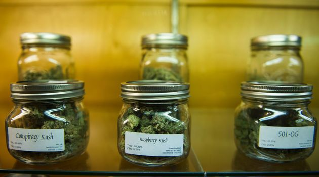 Four states and Washington, D.C., have legalized marijuana for recreational use, and things are looking...