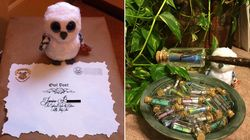 Man Makes Magical 'Harry Potter' Pensieve Full Of Memories For