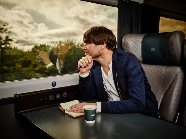 Alex James has teamed up with GWR for their campaign to get people