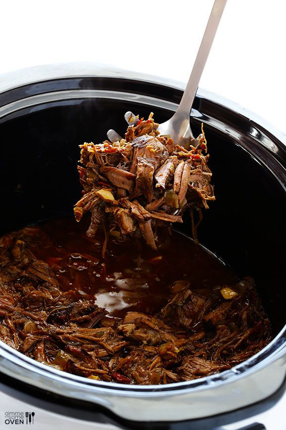 """<strong>Get the <a href=""""http://www.gimmesomeoven.com/barbacoa-recipe/"""" target=""""_blank"""">Barbacoa recipe</a> fromGimme S"""