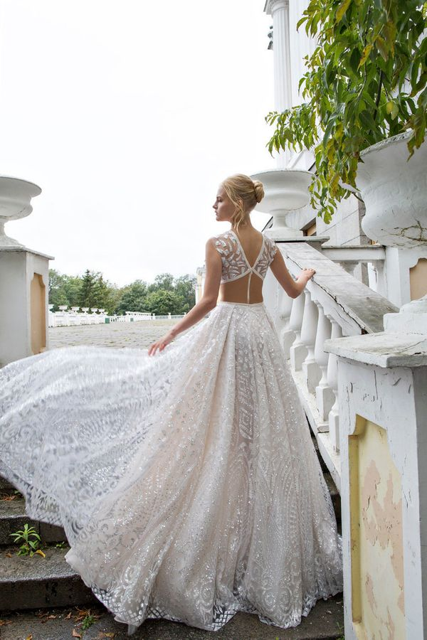 37 Super Romantic New Wedding Gowns You\'ll Be Obsessing Over | HuffPost