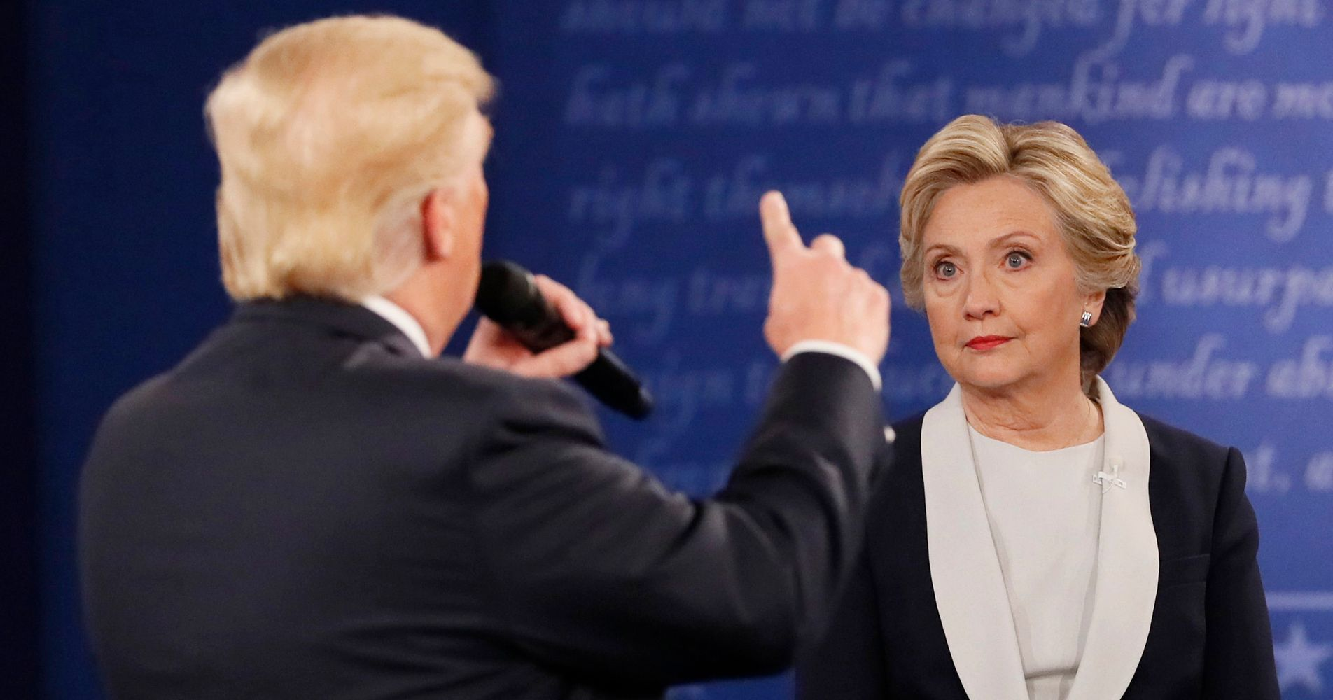 Americans Give Thumbs Down To Donald Trump's Debate ...