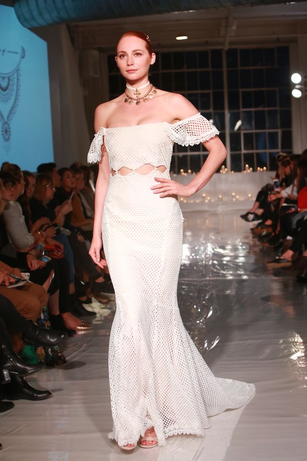 """<i><a href=""""http://www.daughtersofsimone.com/product-category/collection-gowns/"""" target=""""_blank"""">Daughters Of Simone Fall 201"""