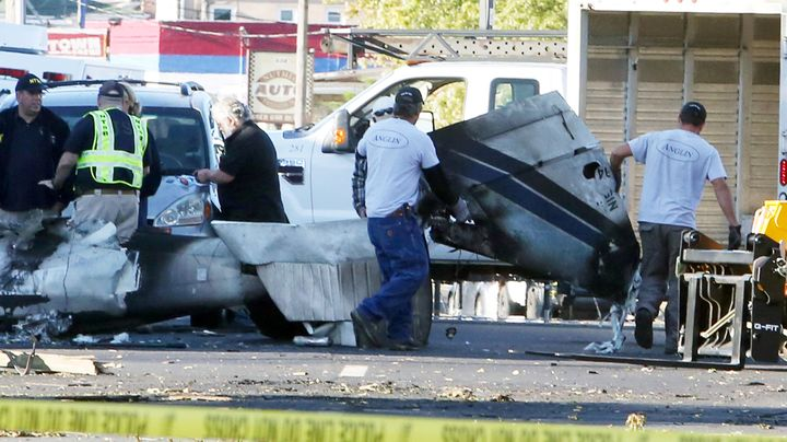Student Pilot Who Crashed Plane Was Trying To Commit Suicide