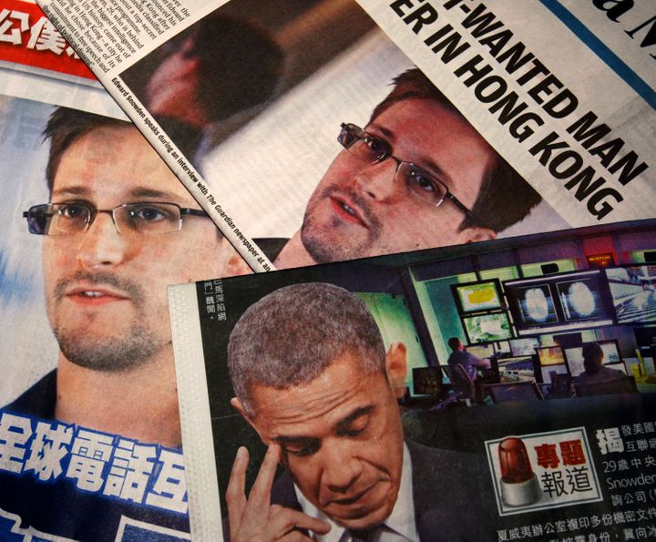 In 2013, former NSA contractor Edward Snowden leaked thousands of pages of classified information about U.S. govern