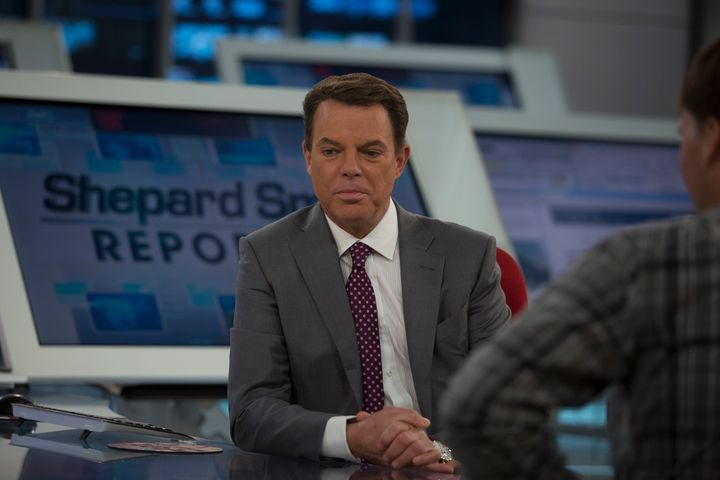 Fox News anchor Shepard Smith speaks with The Huffington Post's Ryan Grim.