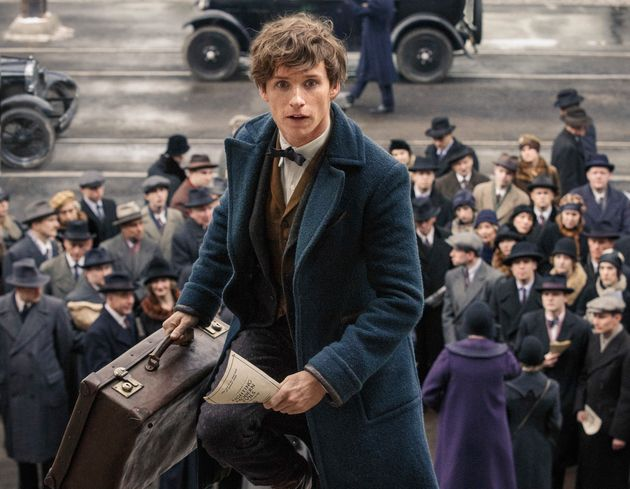 J.K. Rowling Says The 'Fantastic Beasts' Series Will Probably Be Five
