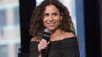 NEW YORK, NY - OCTOBER 11:  Actress Minnie Driver attends The Build to discuss  the ABC show 'Speechless' at AOL HQ on October 11, 2016 in New York City.  (Photo by Jim Spellman/WireImage)
